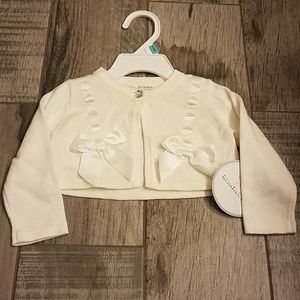 NWT  sweater for over a holiday dress.